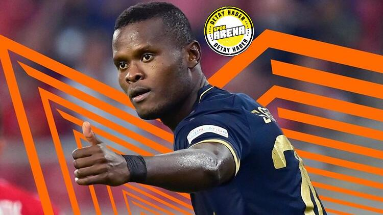 Mbawana Samatta Fenerbahçeye adeta nazire yaptı Olympiakos maçında...