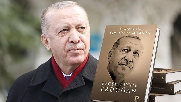 Cumhurbaşkanı Erdoğan, Daha Adil Bir Dünya Mümkün kitabının çevirisini dünya liderlerine takdim edecek