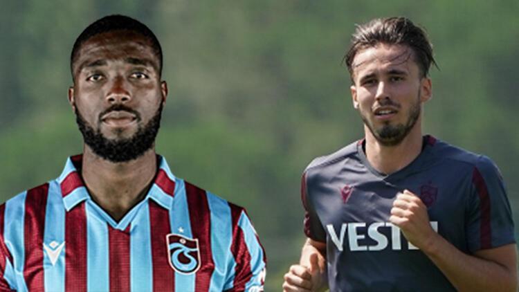 Trabzonsporda Kasımpaşa maçı öncesi 2 eksik