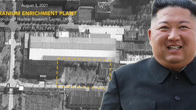 Kuzey Korenin uranyum ürettiği tesis uydudan görüntülendi