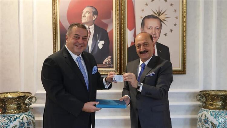 Türkiyede yabancı girişimciye Turkuaz Kart uygulaması başladı