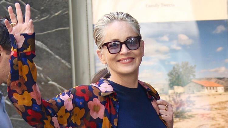 Cömert Sharon Stone: Ödediği hesabın iki katı bahşiş bıraktı