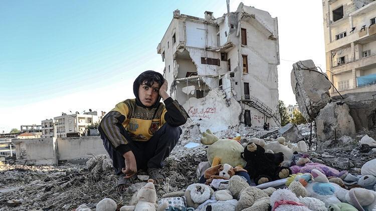 Suriyede fırınları hedef aldılar: 174 saldırıda 801 sivil can verdi