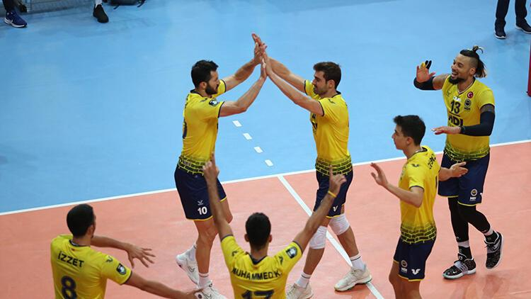 Fenerbahçe HDI Sigorta 3-1 Arkasspor