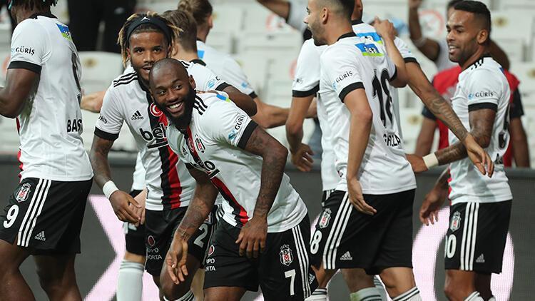 Son Dakika Haberi... Beşiktaşın kamp kadrosuna 5 eksik Antalyaspor maçında...