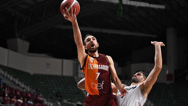 Basketbolda Fenerbahçe-Galatasaray derbisi