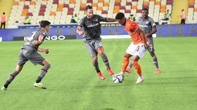 Yeni Malatyaspor 3-4 Fatih Karagümrük (Maçın özeti ve golleri)