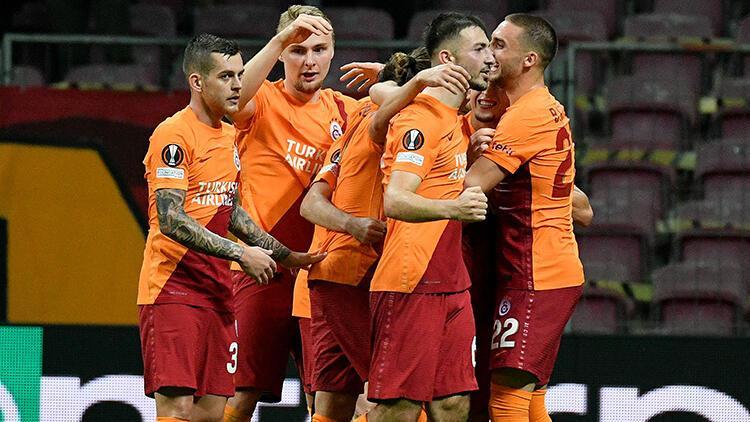 Galatasarayda Alanyaspor maçı öncesi 4 eksik Son 2 maçta...