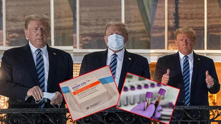 İngiltereden flaş koronavirüs kararı: Trumpın hayatını kurtaran antikor kokteyli için onay verildi