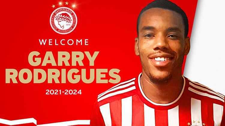Son Dakika: Garry Rodriguesin yeni takımı belli oldu 3 yıllık...