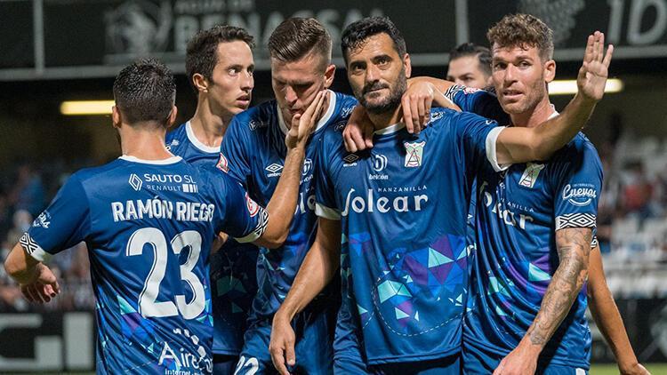 Daniel Guiza gollerine devam ediyor Galibiyeti getirdi...