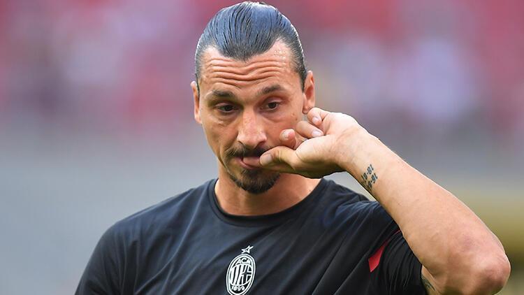 Son Dakika: Menajeri resmen açıkladı Ibrahimovic futbolu bırakınca...