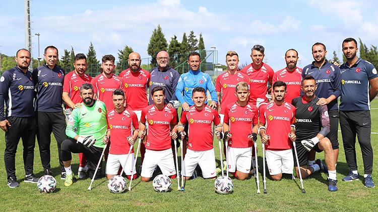 Son Dakika: Türkiye: 5 - Rusya: 2 ( Ampute Futbol Milli Takımı maç sonucu ve özeti)