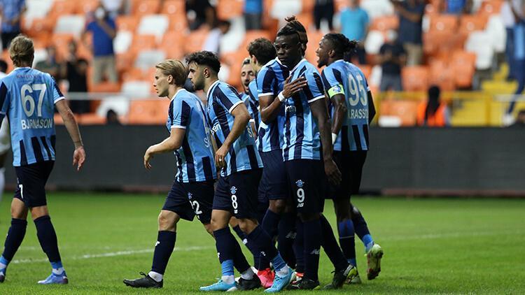 Son Dakika: Adana Demirspor 3-1 Çaykur Rizespor / Maç sonucu ve özeti
