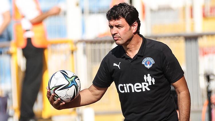 Kasımpaşa Teknik Direktörü Cihat Arslan: İki takımın kulübe farkı ortaya çıktı