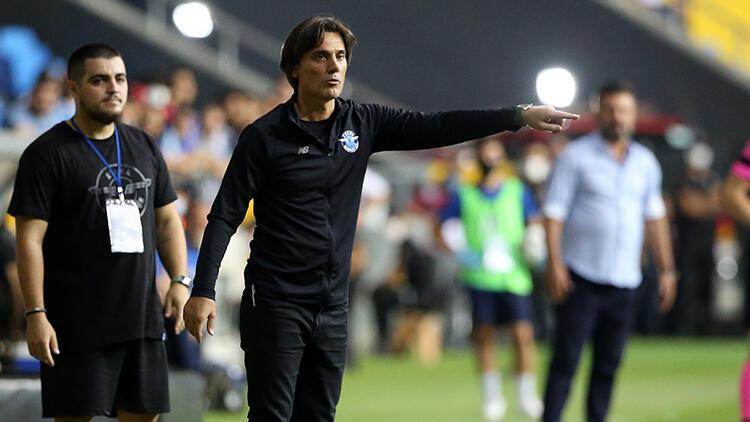 Vincenzo Montella: Bugün sahada çok beğendiğim bir takım buldum