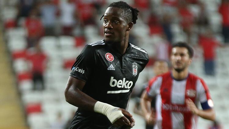 Son Dakika: Batshuayi, Beşiktaş'ı uçurmaya devam ediyor