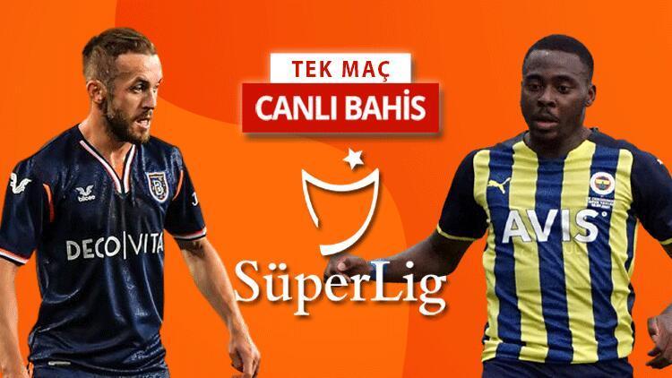 Vitor Pereira rotasyon yapacak mı Fenerbahçenin Başakşehir karşısında iddaa oranı...