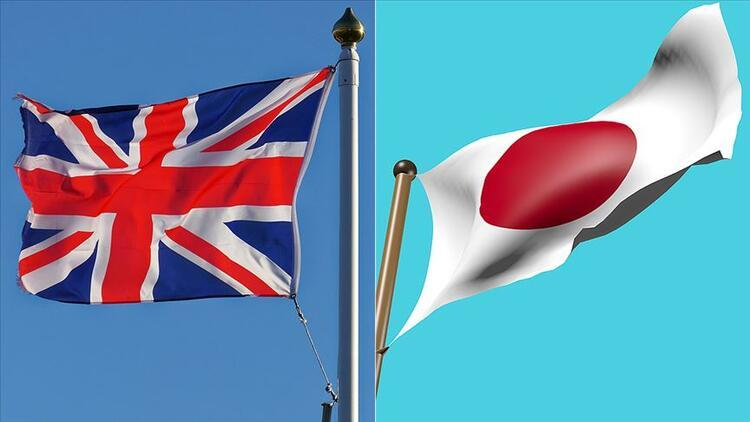 Japonya ile İngiltereden Serbest ve Açık Hint-Pasifik vizyonu mesajı