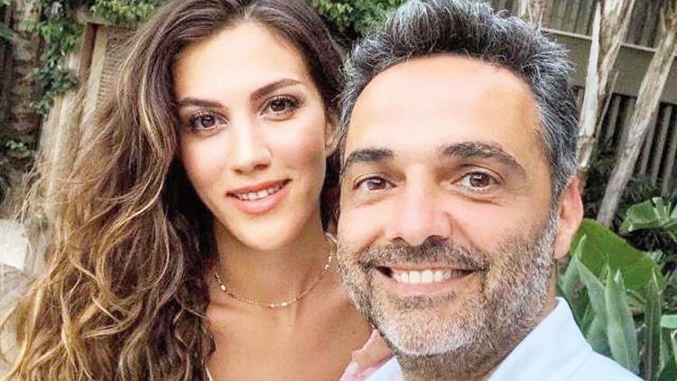 Arda Türkmen ve Melodi Elbirliler 22 Eylülde evleniyor