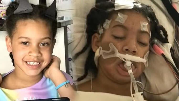 Son dakika: ABDde koronavirüse yakalanan çocuk felç oldu