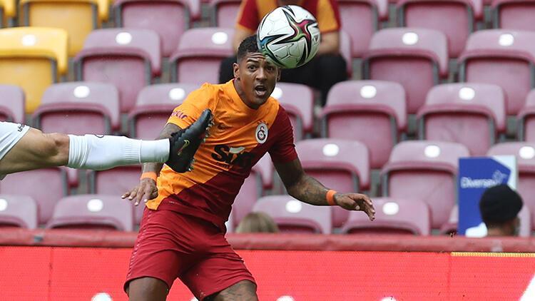 Galatasarayda Patrick Van Aanholttan maç sonu flaş sözler Bahane olmamalı