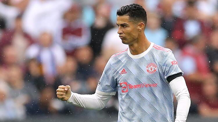 Manchester Unitedda Cristiano Ronaldo durdurulamıyor 3. maçta 4. gol...
