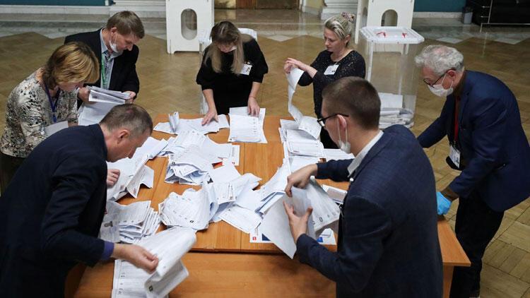 Rusyada seçim heyecanı İlk sonuçlar geldi