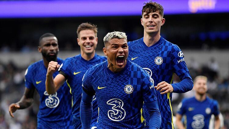 Premier Ligdeki Londra derbisinin galibi Chelsea