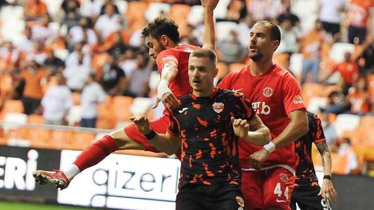 Adanaspor 0-0 Bereket Sigorta Ümraniyespor