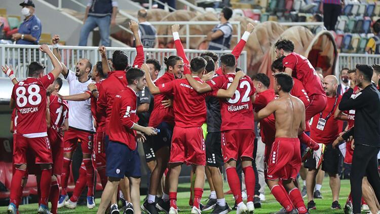 Altınordu 2-1 Denizlispor