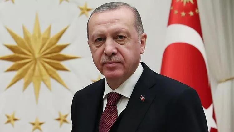 Cumhurbaşkanı Erdoğan, Avrupa Şampiyonu olan Ampute Milli Futbol Takımını kutladı