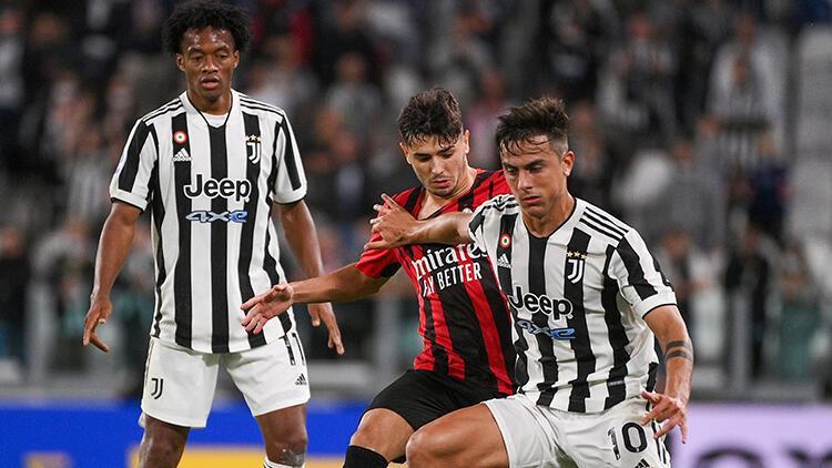 Juventus ile Milan yenişemedi