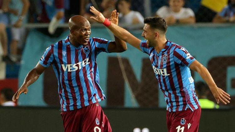 Trabzonsporda Nwakaeme ve Bakasetas fırtınası 14 takıma bedel...