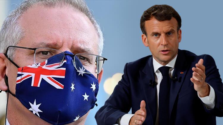 Fransa ihanetle suçlamıştı... Avustralyadan açıklama geldi