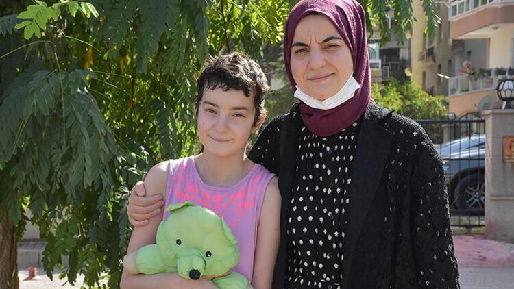 İzmirde kanserle mücadele eden Berire için umut aşı tedavisinde