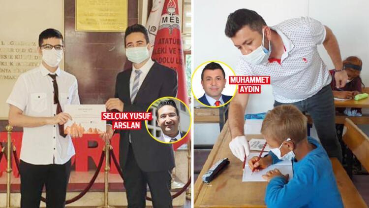 Türkiye'den iki öğretmen dünyanın en iyisi olmak için yarışıyor