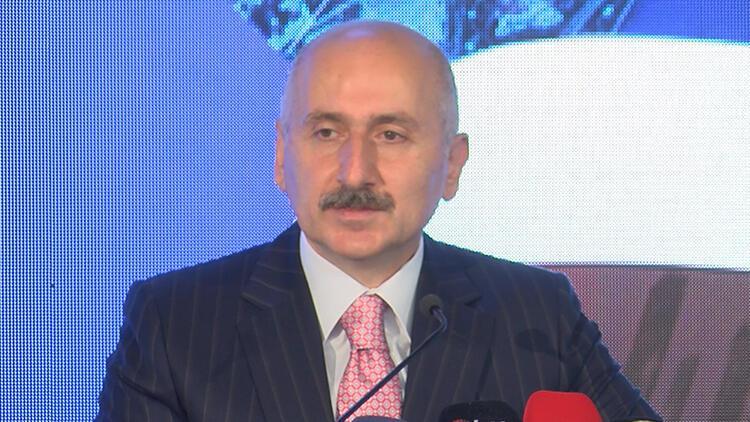 Bakan Karaismailoğlundan metro açıklaması: Emek hırsızlığına da müsaade etmeyeceğiz