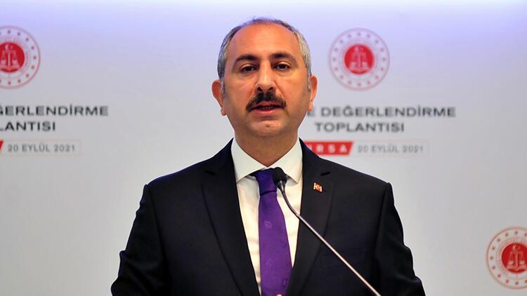 Son dakika: Adalet Bakanı Gül: Yargıyı yargıya bırakacak hukuk kültürünü hep beraber oluşturmalıyız