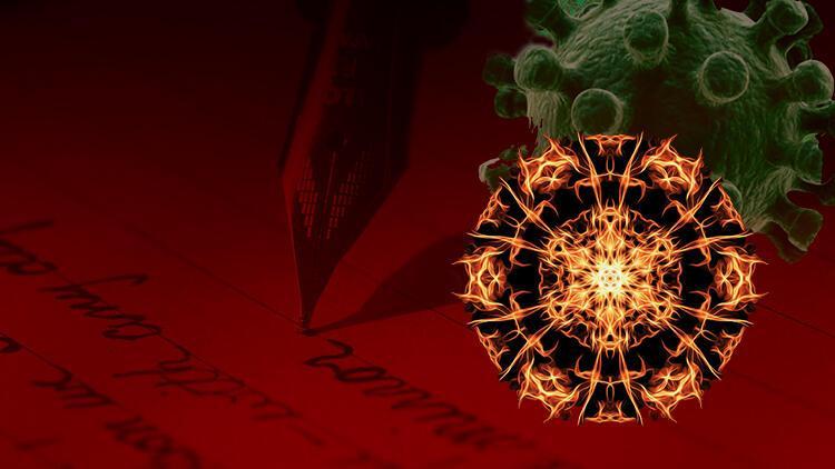 Evlere mektup yollamaya başladılar: Koronavirüsü dünyaya şeytan gönderdi