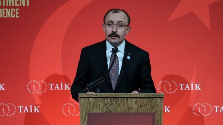 Ticaret Bakanı Muştan ticaret ve yatırım vurgusu