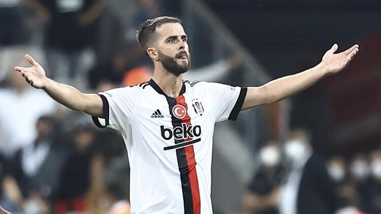 Beşiktaşta Pjanic kararı Sergen Yalçının planı...