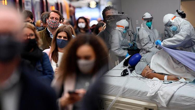 Son dakika... Koronavirüste korkulan oldu: Kötü haber ABDden geldi