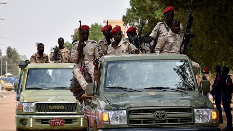Son dakika: Sudanda darbe girişimi