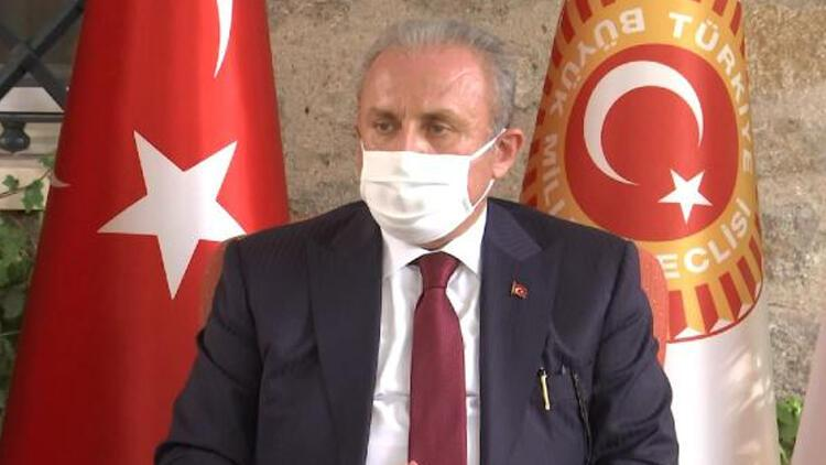 TBMM Başkanı Şentop: Parlamenterleri kandırarak karar çıkarmaya çalışıyorlar