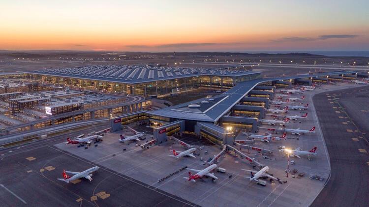 İstanbul Havalimanı Yılın Havalimanı ödülüne layık görüldü