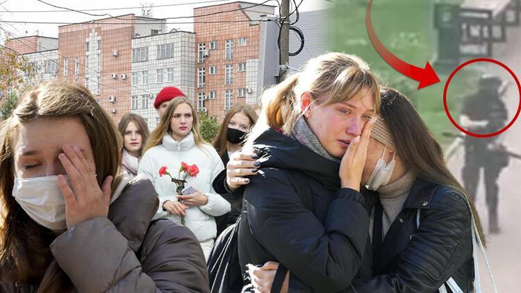 Rusyadaki üniversite saldırganının paylaşımları ortaya çıktı: Her şeyi yok edeceğim
