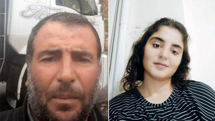 Babanın öldürüldüğü saatlerde kızı da kaybolmuş