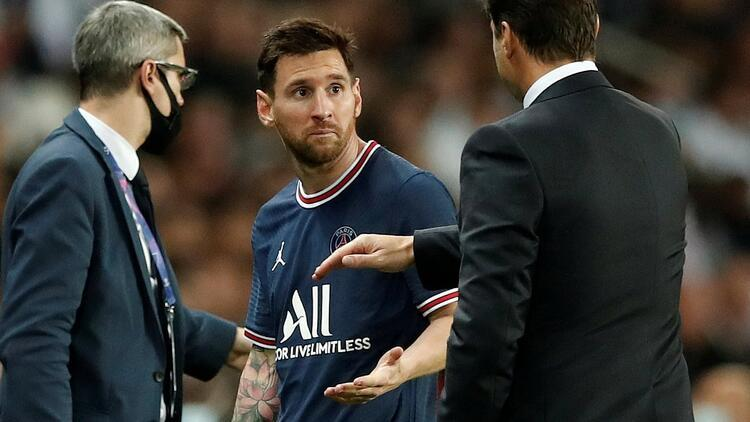 PSGnin Arjantinli yıldızı Messi, Metz maçında yok