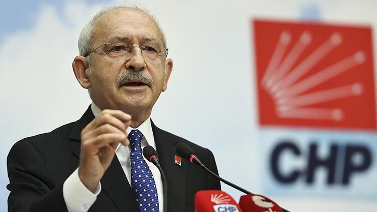 Kılıçdaroğlundan 96 siyasi partiye sığınmacılara ilişkin mektup